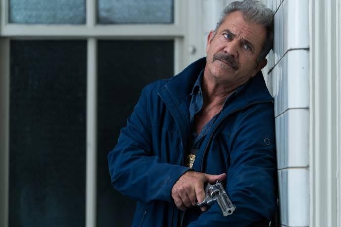 Mel Gibson (Brett Ridgeman)
