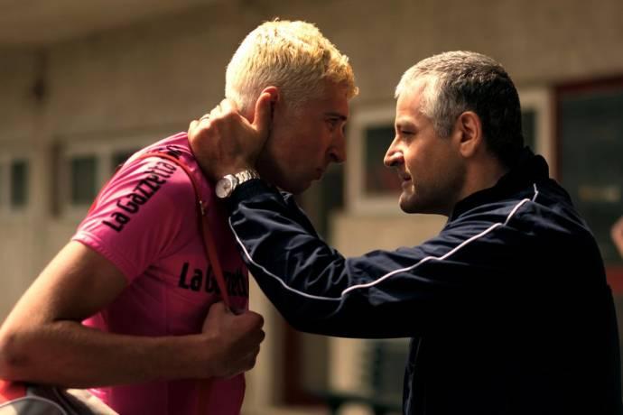 Niels Willaerts (Felix Vereecke) en Fortunato Cerlino (Bruno Leone)