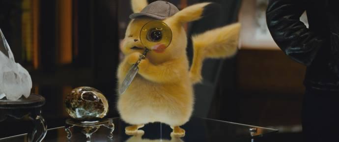 Pokemon: Detective Pikachu 3D filmstill