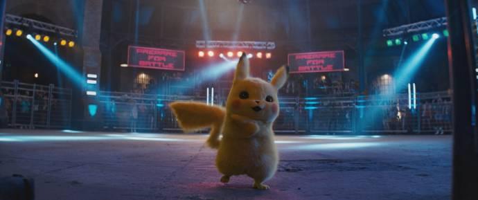 Pokemon: Detective Pikachu filmstill