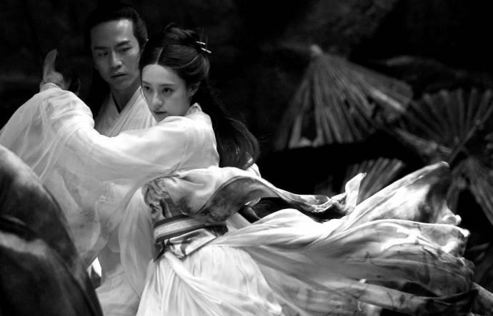 Chao Deng (Jing Zhou / Zi Yu) en Sun Li (Xiao Ai)