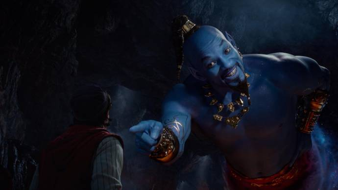 Will Smith (Genie)