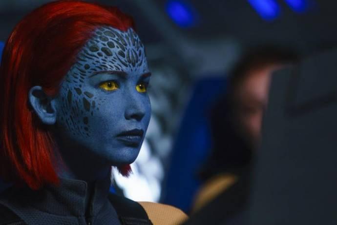 Jennifer Lawrence (Raven / Mystique)
