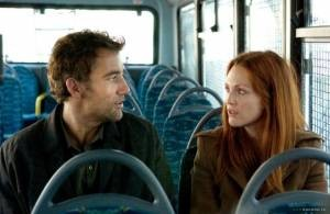 Still: Children of Men, Clive Owen en Julian Moore