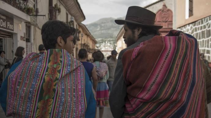 Junior Bejar (Segundo) en Amiel Cayo (Noé)