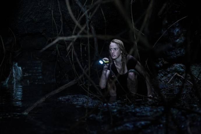 Kaya Scodelario (Haley Keller)