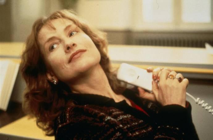 Isabelle Huppert (Jeanne la postière)