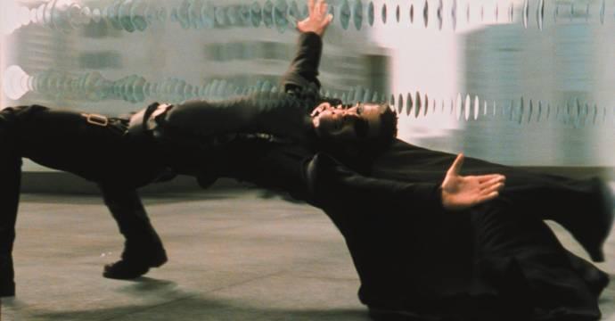 Keanu Reeves (Neo)