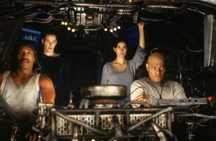 The Matrix filmstill