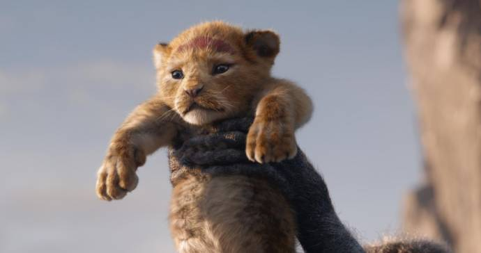 The Lion King 3D filmstill