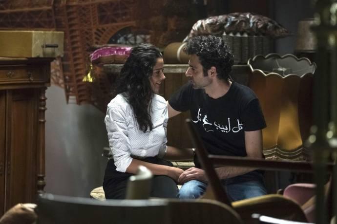 Tel Aviv on Fire filmstill