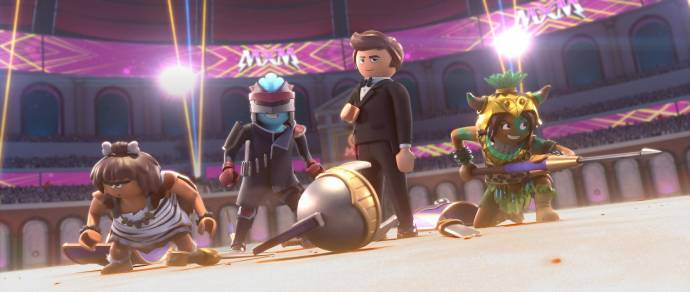 Playmobil: The Movie 3D filmstill