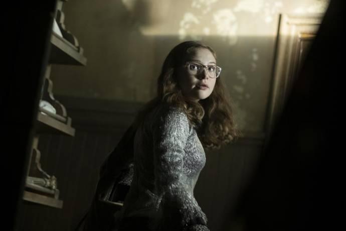Zoe Margaret Colletti (Stella Nicholls)