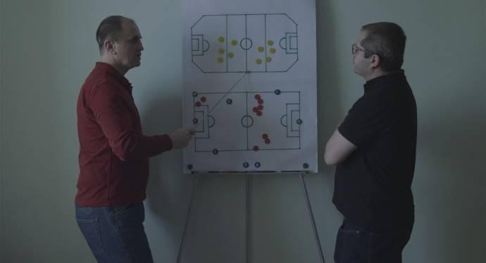 Infinite Football filmstill