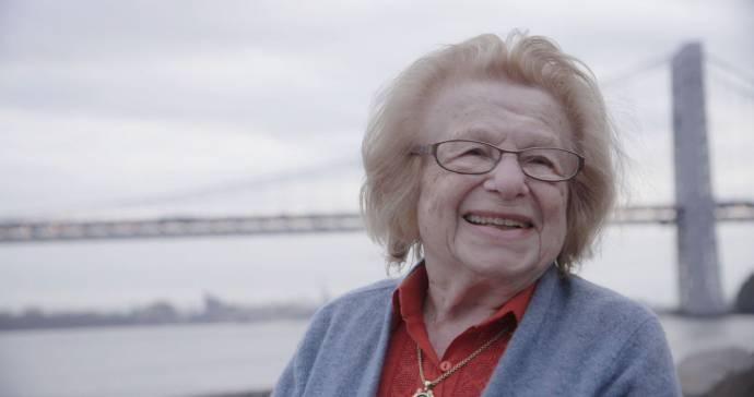 Ruth Westheimer (Zichzelf)