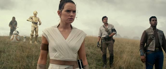 Marathon: Star Wars (Episodes VII-VIII-IX) filmstill