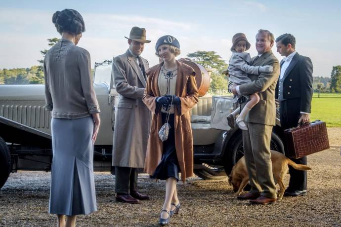 Downton Abbey filmstill