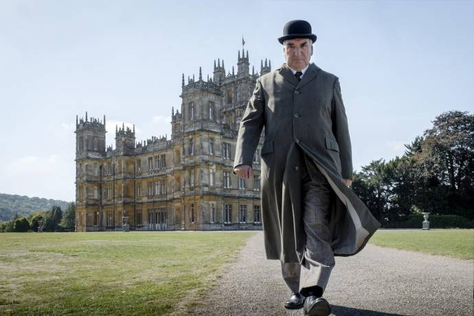 Jim Carter (Charles Carson) in Downton Abbey
