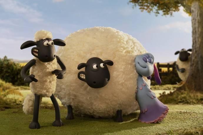 Shaun het Schaap: Het Ruimteschaap (NL) filmstill