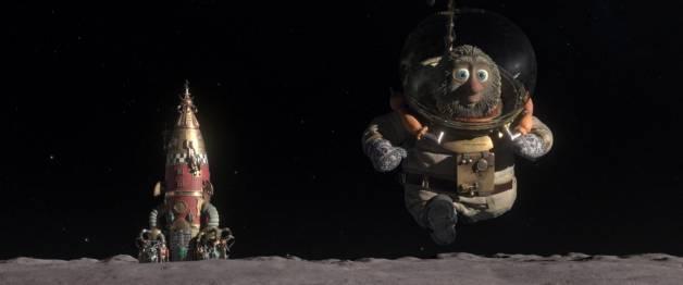Solan & Ludwig gaan naar de maan (NL)