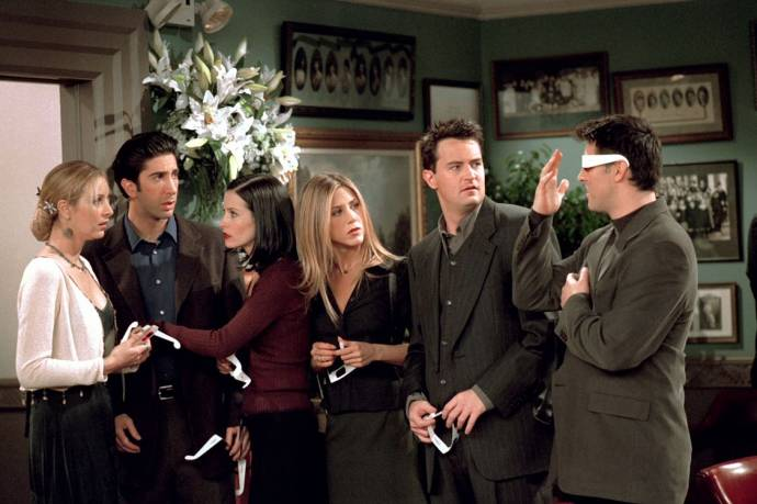 Friends 25th: The One With The Anniversary filmstill