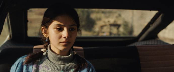 Helin Kandemir (Havva) in A Tale of Three Sisters