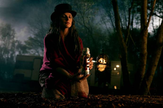 Rebecca Ferguson (Rose the Hat)