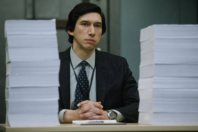 Adam Driver (Daniel Jones) in The Report