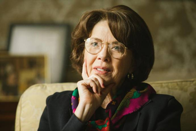 Annette Bening (Dianne Feinstein) in The Report