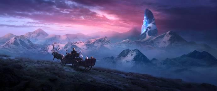 Frozen 2 3D filmstill