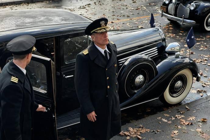 Woody Harrelson (Admiral Chester Nimitz)