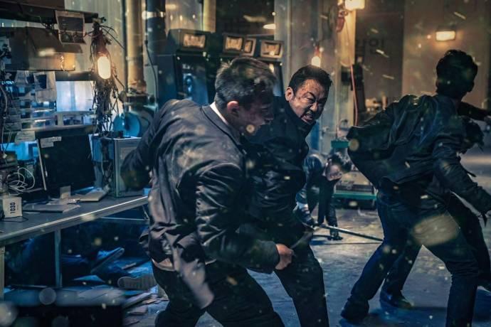 The Gangster, The Cop, The Devil filmstill