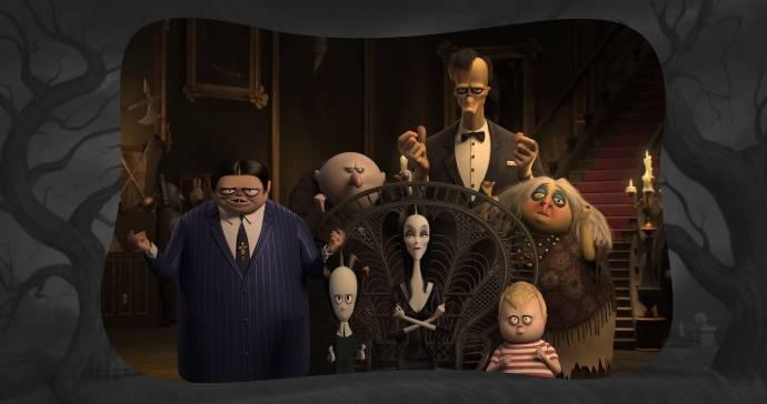 The Addams Family 3D (NL) filmstill