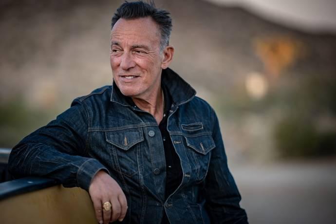 Bruce Springsteen (Zichzelf)