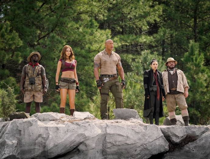 Jumanji: The Next Level filmstill