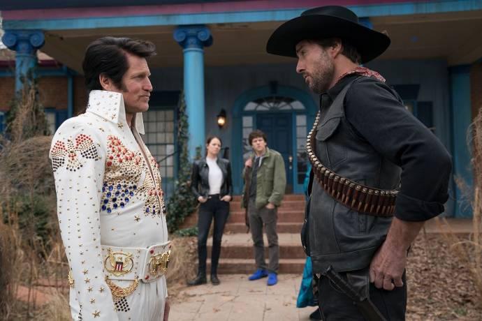 Woody Harrelson (Tallahassee) en Luke Wilson (Albuquerque)