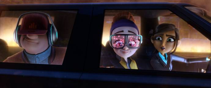 Spies in Disguise filmstill