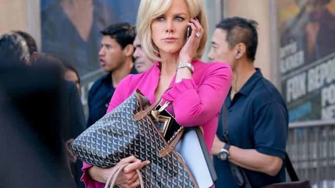 Nicole Kidman (Gretchen Carlson)