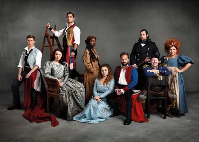 Les Miserables: The Staged Concert filmstill