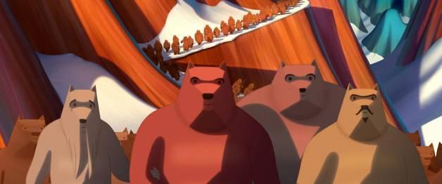 De beroemde bereninvasie van Sicili