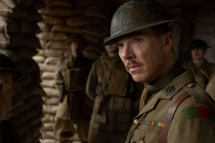 Benedict Cumberbatch (Colonel MacKenzie)
