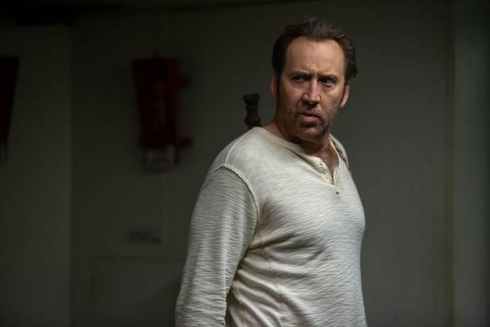 Nicolas Cage (Frank Walsh) in Primal