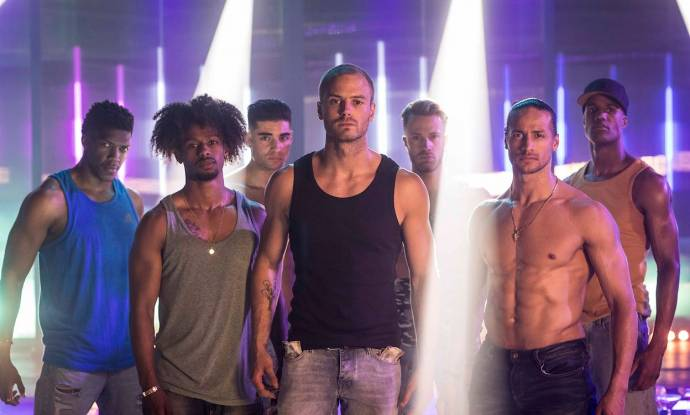 Jim Bakkum (Jorrit) in Ladies Night: Onze Jongens in Miami