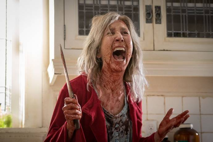 Lin Shaye (Faith Matheson)
