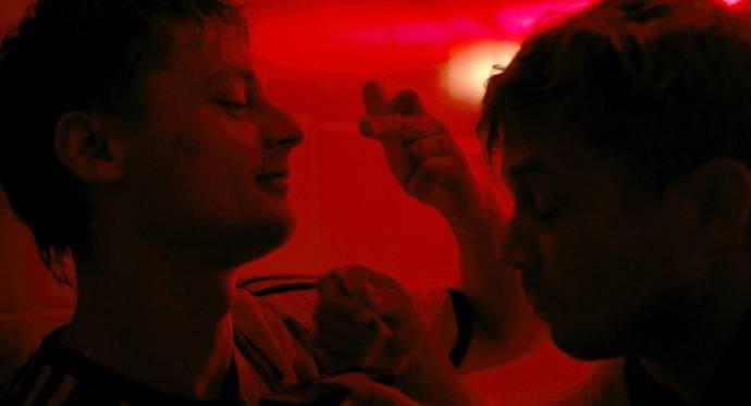 Jonas Smulders (Lorenzo) in Paradise drifters