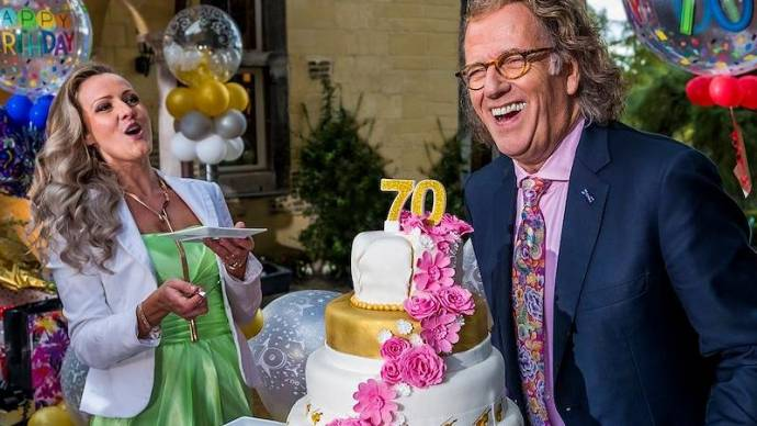 André Rieu: 70 Years Young filmstill