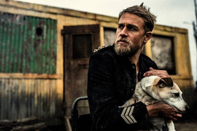 Charlie Hunnam (Sergeant O'Neil) in True History of the Kelly Gang