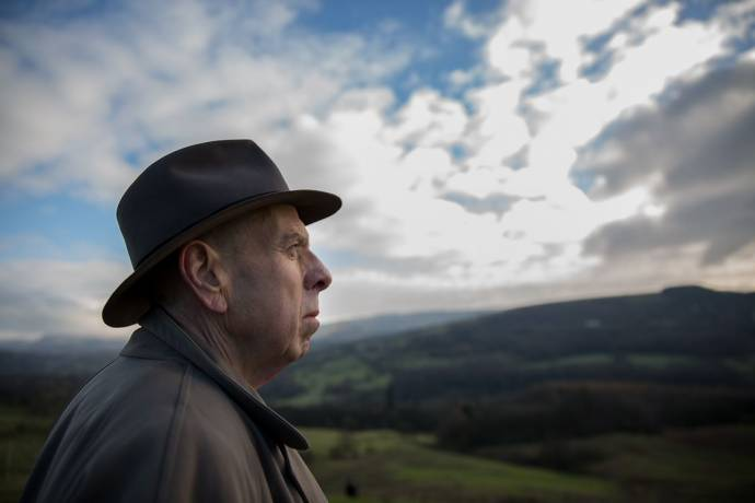 Timothy Spall (L S Lowry)