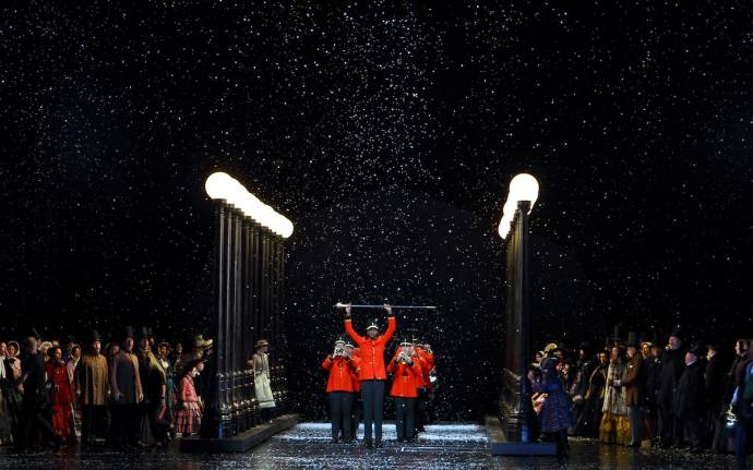 The Royal Opera: La Boheme filmstill