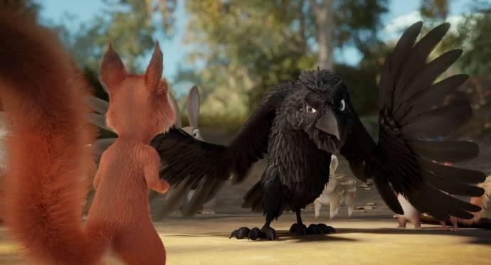 Spike en de Magische Steen (NL) filmstill